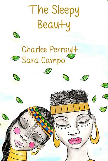 The sleepy Beauty - cover