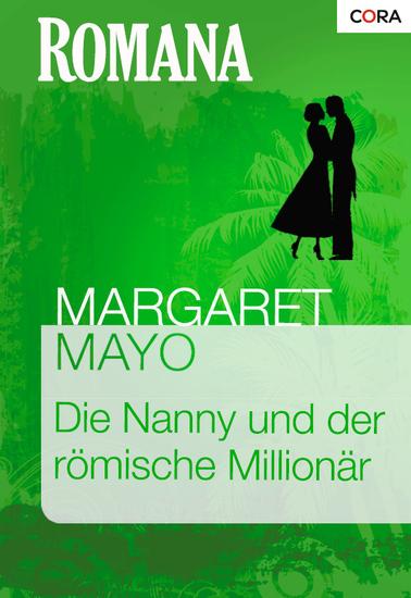 Die Nanny und der römische Millionär - cover