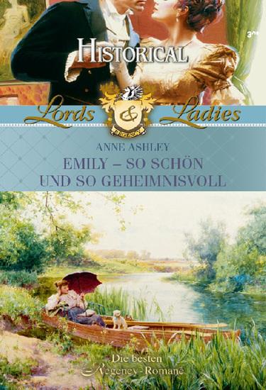 Emily - so schön und so geheimnisvoll - cover