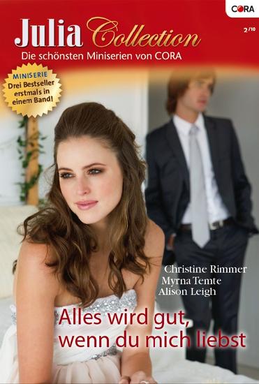 Julia Collection Band 17 - Der Playboy und das Baby Wieder nur Leidenschaft? Bin ich der Vater Caroline? - cover