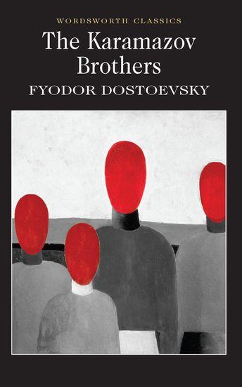 The Karamazov Brothers - cover