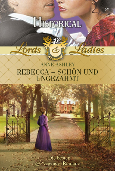 Rebecca - schön und ungezähmt - cover