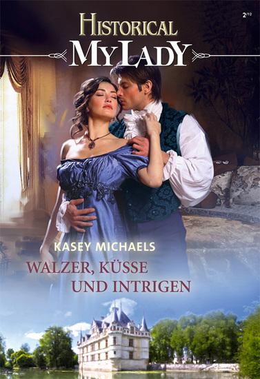 Walzer Küsse und Intrigen - cover