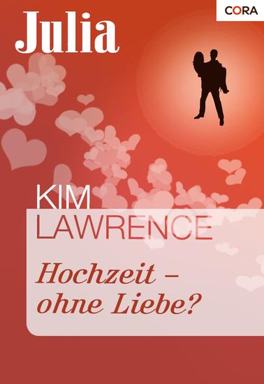 Hochzeit - ohne Liebe? - cover