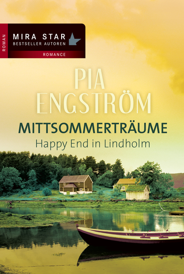 Happy End in Lindholm - Mittsommerträume - cover