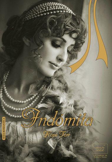 Indómita - cover