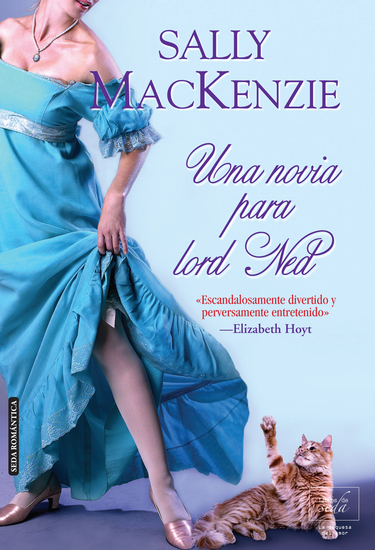 Una novia para lord Ned - cover