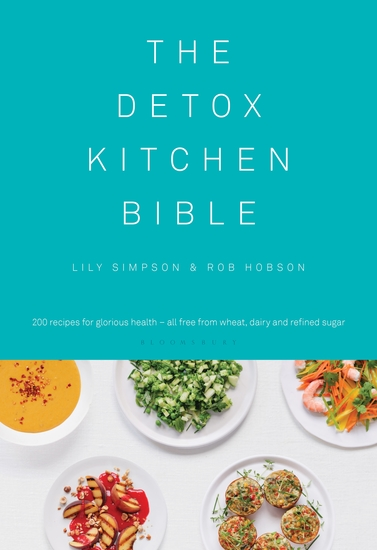 The Detox Kitchen Bible - cover