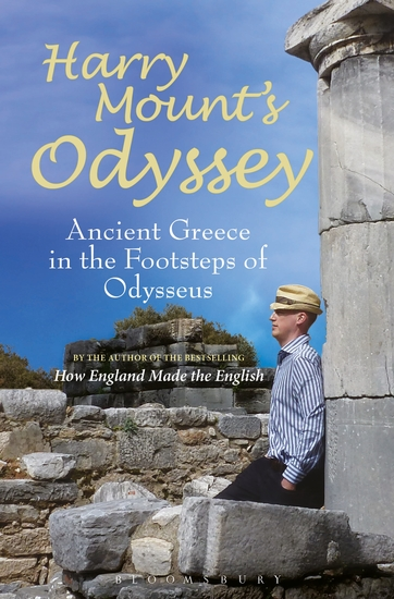 Harry Mount's Odyssey - Ancient Greece in the Footsteps of Odysseus - cover