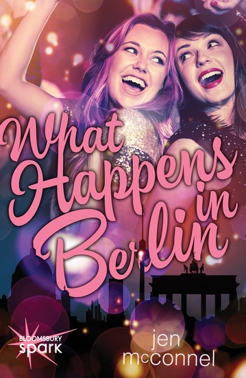 What Happens in Berlin - cover