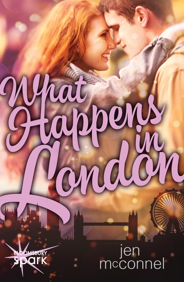 What Happens in London - cover