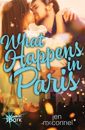 What Happens in Paris - cover