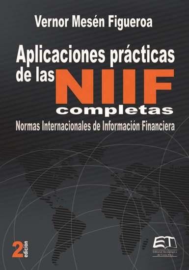 Aplicaciones prácticas de las NIIF - cover