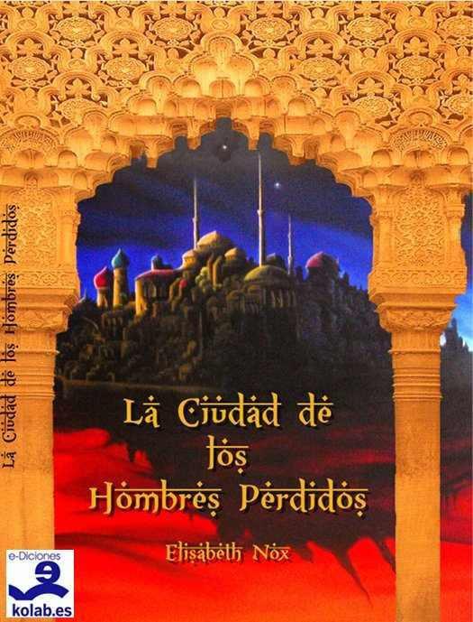 La Ciudad de los Hombres Perdidos - cover
