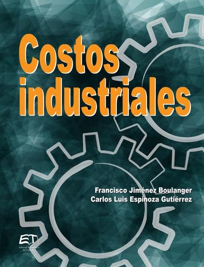 Costos industriales - cover