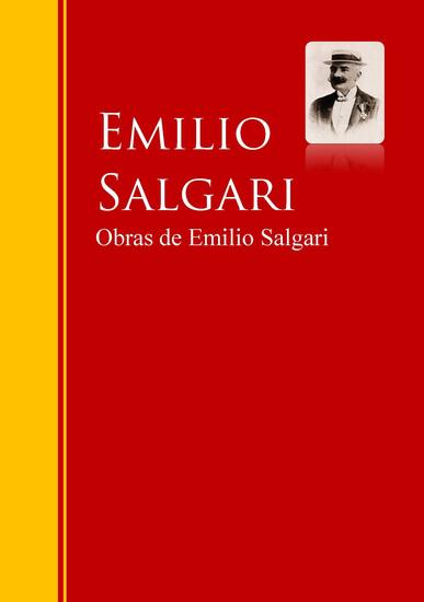 Obras de Emilio Salgari - Biblioteca de Grandes Escritores - cover