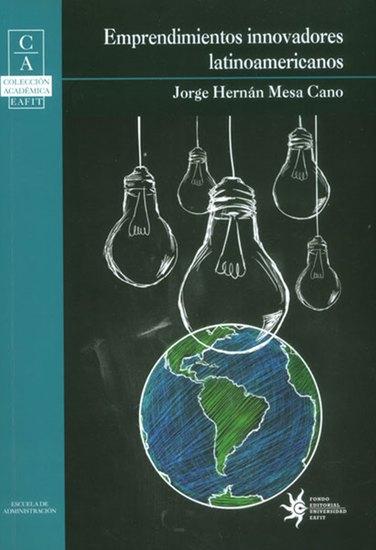 Emprendimientos Innovadores Latinoamericanos - cover