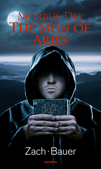 Morbus Dei: The Sign of Aries - Novel - cover