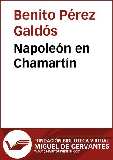 Napoleón en Chamartín - cover