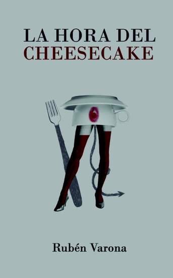 La hora del cheesecake - cover