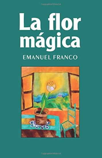 La flor mágica - cover