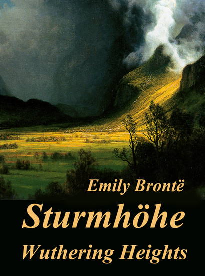 Sturmhöhe – Wuthering Heights - cover