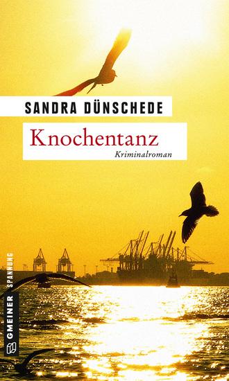 Knochentanz - Kriminalroman - cover