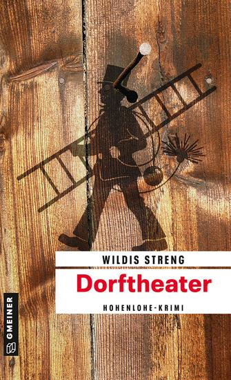 Dorftheater - Kriminalroman - cover