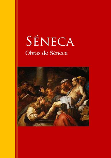 Obras de Séneca - Biblioteca de Grandes Escritores - cover