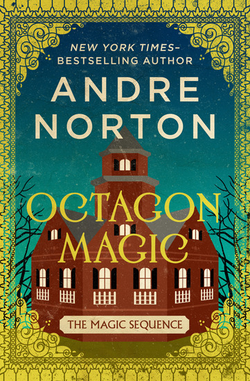 Octagon Magic - cover
