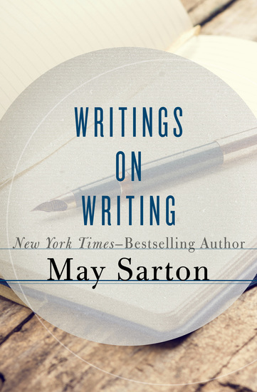 Writings on Writing - cover