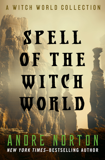 Spell of the Witch World - cover