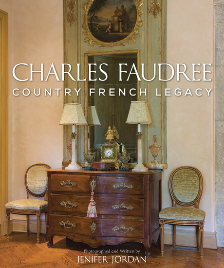 Charles Faudree Country French Legacy - cover