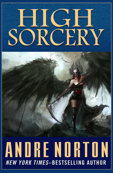 High Sorcery - cover