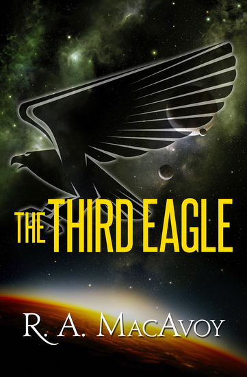 The Third Eagle - cover