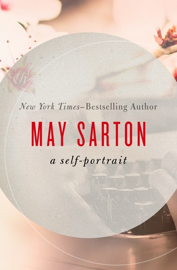 May Sarton - A Self-Portrait - cover