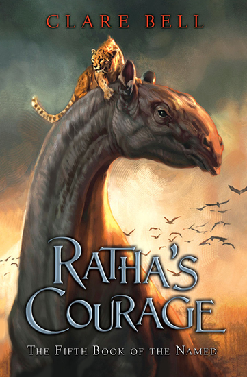 Ratha's Courage - cover