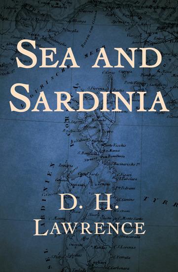 Sea and Sardinia - cover