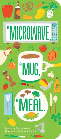 A Microwave A Mug A Meal - cover
