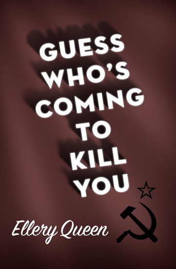 Guess Who's Coming to Kill You? - cover
