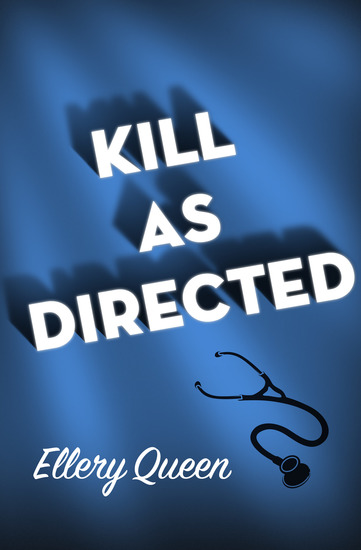 Kill As Directed - cover