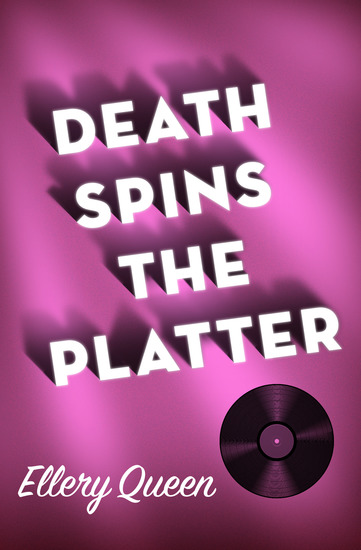 Death Spins the Platter - cover