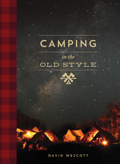 Camping in the Old Style - cover