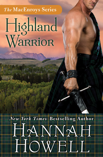 Highland Warrior - cover