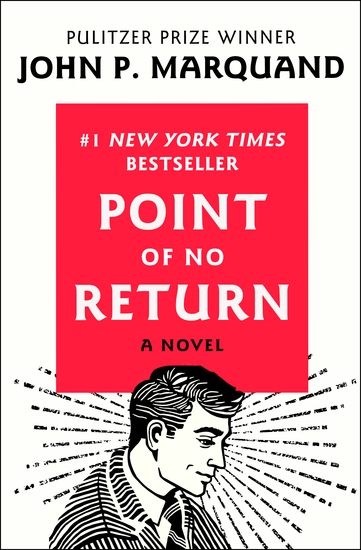 Point of No Return - A Novel - cover