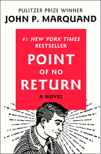 Point of No Return - A Novel