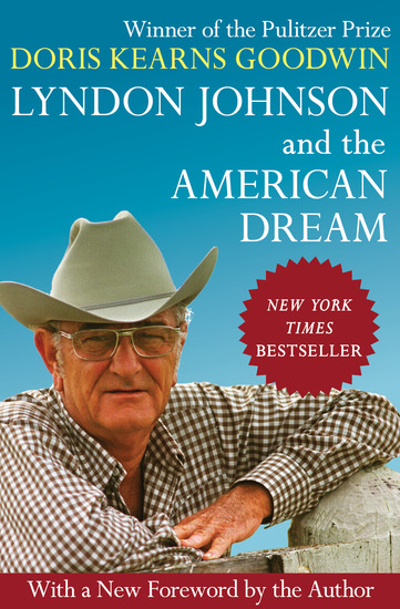 Lyndon Johnson and the American Dream - cover