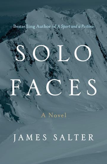 Solo Faces - A Novel - cover