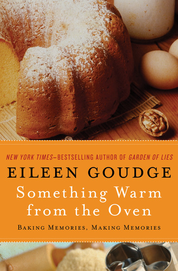 Something Warm from the Oven - Baking Memories Making Memories - cover