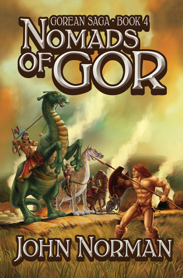 Nomads of Gor - cover